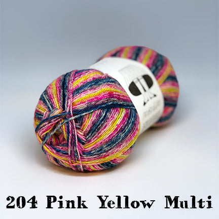 mondim 204 pink yellow multi