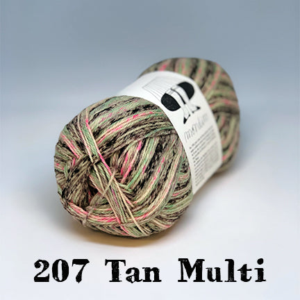 mondim 207 tan multi