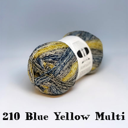 mondim 210 blue yellow multi
