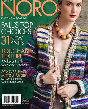 Noro Magazine 15 Fall/Winter 2019