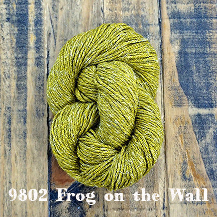 9802 frog on the wall