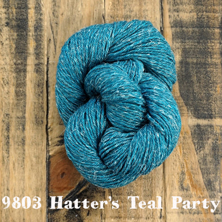 9803 hatters teal party