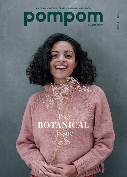 pompom quarterly issue 28 botanical