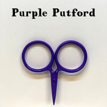 kelmscott designs scissors purple putford