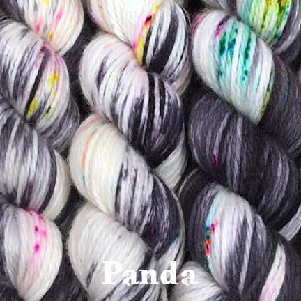 qing supersoft aran panda