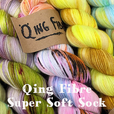 Qing Super Soft Sock