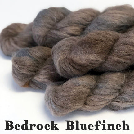 melted suri bedrock bluefinch