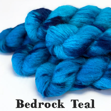 melted suri bedrock teal