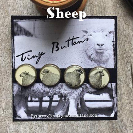 firefly notes buttons sheep