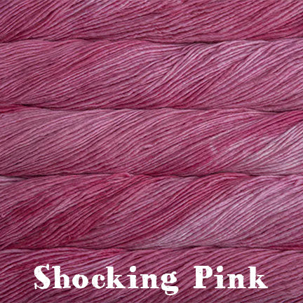 worsted shocking pink