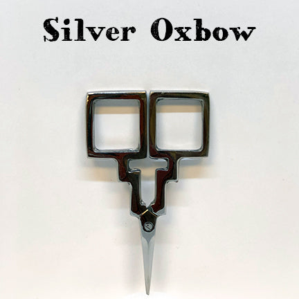 kelmscott designs scissors silver oxbow