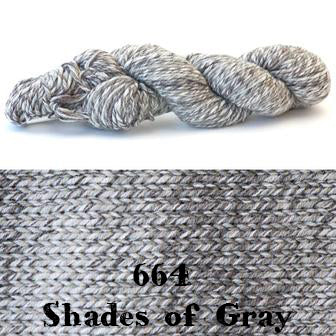 664 shades of gray