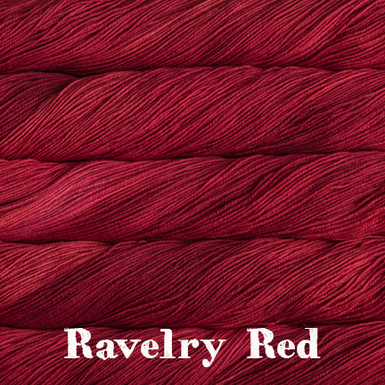 sock ravelry red