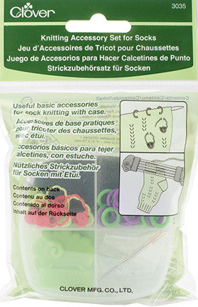 Clover Sock Accessory Set
