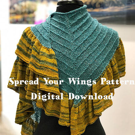 Spread Your Wings Pattern