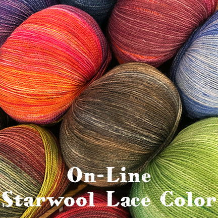 on-line line 97 starwool lace color main
