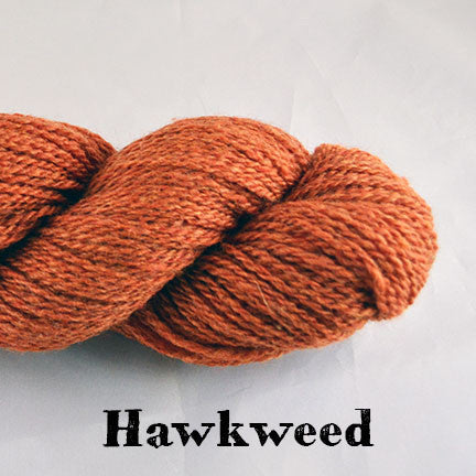 Natural Plant-Dyed Bulky Weight Yarn from Thirteen Mile Yarn 50/% off Retail
