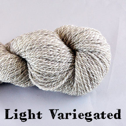 Light Variegated