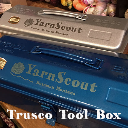 Trusco Steel Toolbox Y350