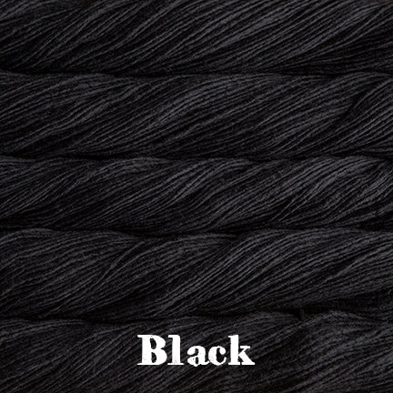 worsted black