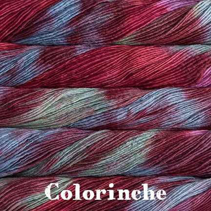 worsted colorinche