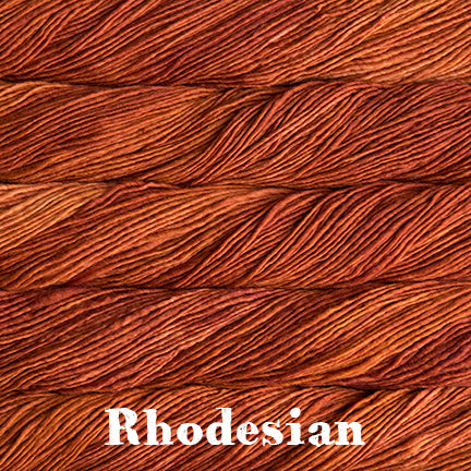 worsted rhodesian