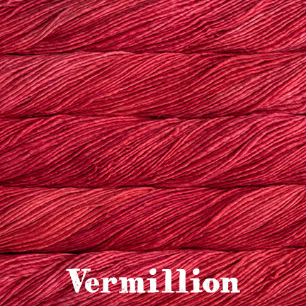worsted vermillion