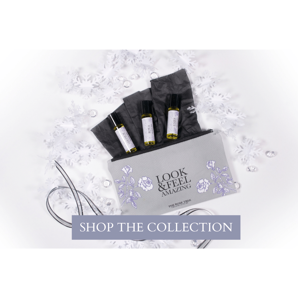 The Rose Tree Aromatherapy Roller Ball Collection
