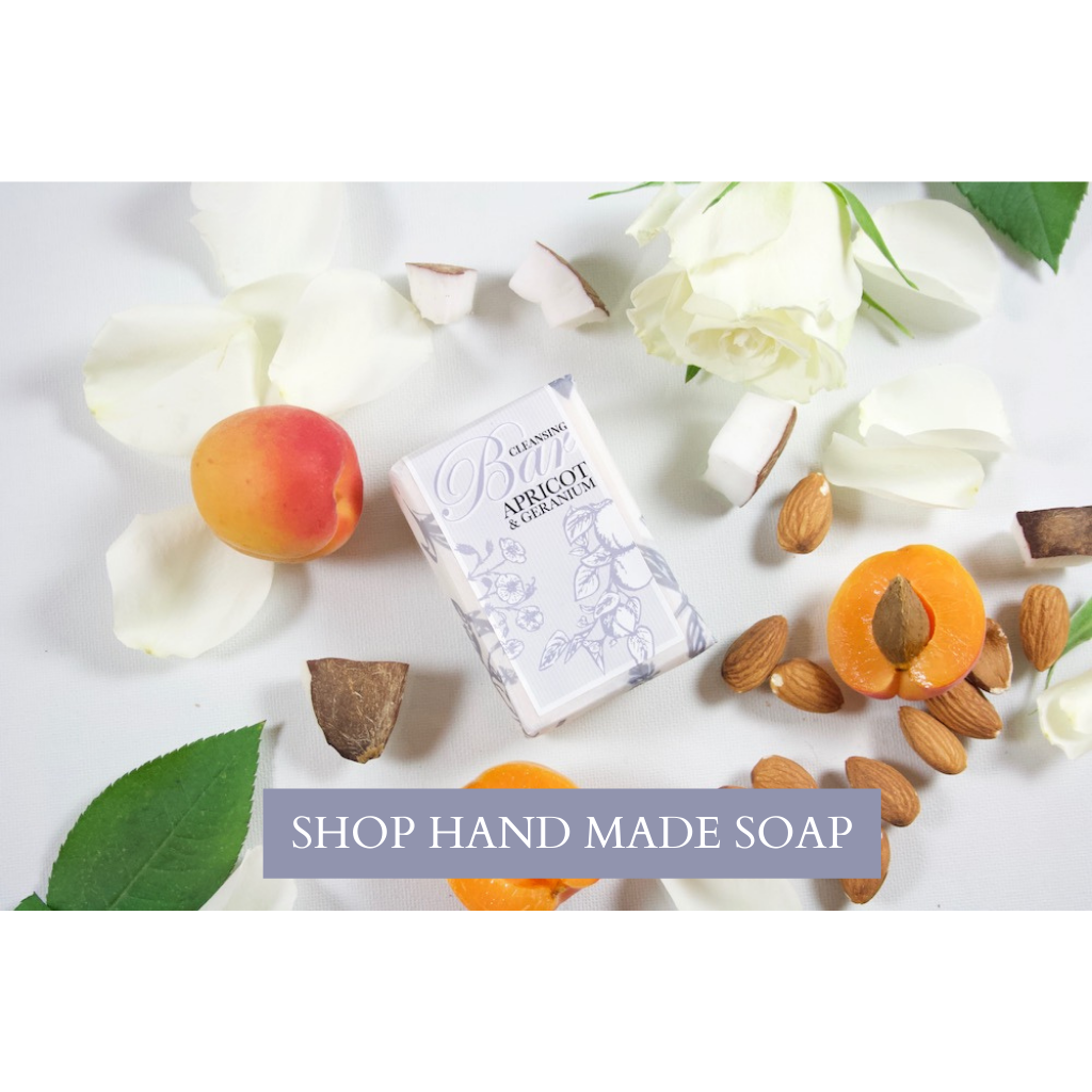 The Rose Tree Hand Made, Cold Pressed Soap