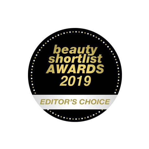 Image result for beauty shortlist editors choice 2019