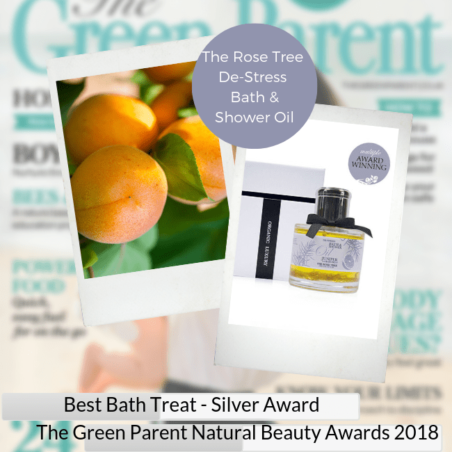 Green Parent Beauty Bible Awards 2018