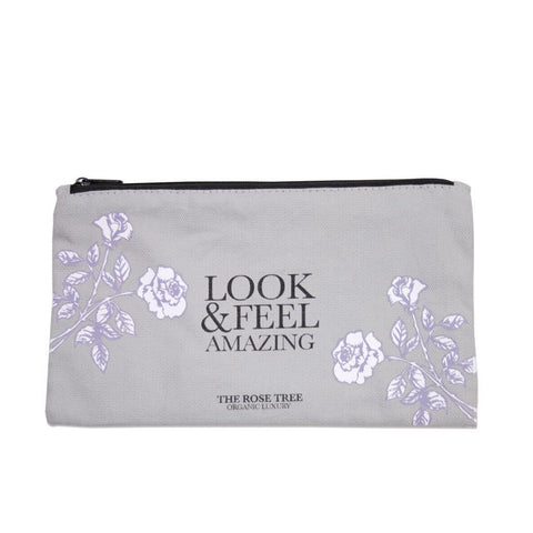 www.therosetree.co.uk The Rose Tree Signature Beauty Bag