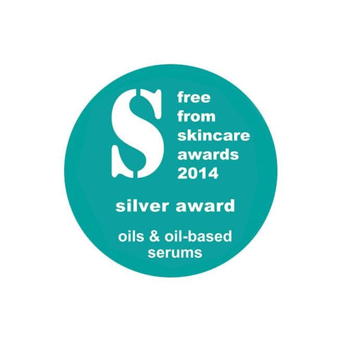 Free From Skin Care Awards 2014 - Silver