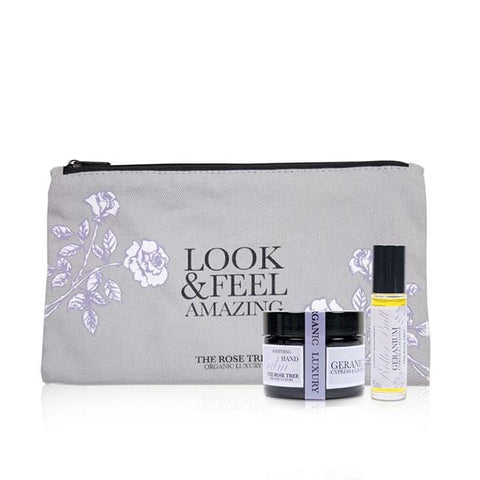 www.therosetree.co.uk Gift Boxes Soothing Aromatherapy Little Treats Gift Set