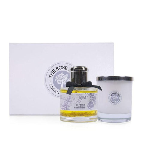 Organic Gift Set - Revitalise & De-Stress
