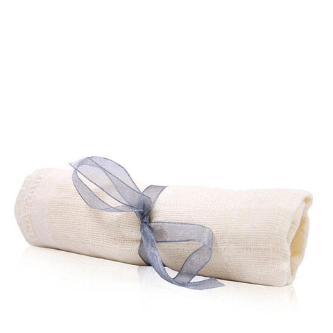 www.therosetree.co.uk Skin Care Organic Muslin Cloth - Single
