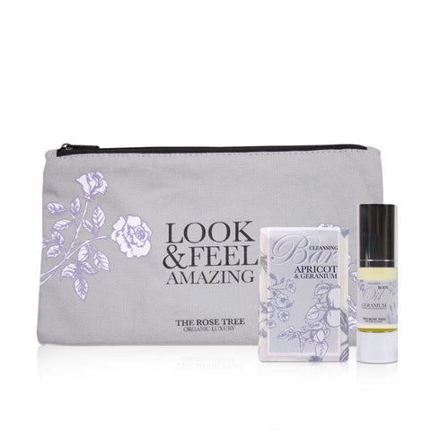 www.therosetree.co.uk Gift Boxes Luxury Travel Duo - Soothing