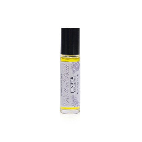 www.therosetree.co.uk Body Care De-Stress Aromatherapy Roller Ball with Juniper & Grapefruit
