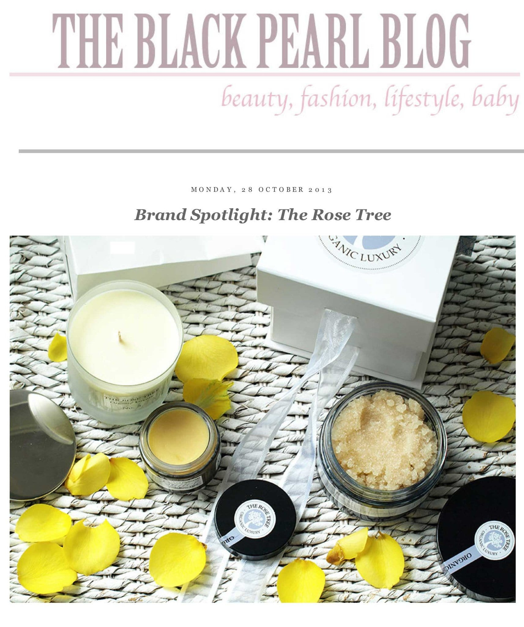 Brand Spotlight  - The Black Pearl Blog
