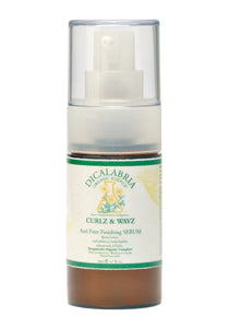 DOS Curlz & Wavz Anti Frizz Finishing Serum, 1.7 Fl. Oz