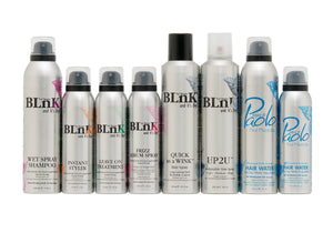 BLnK All Spray On Hair Care System, 8 Piece Try Me Kit