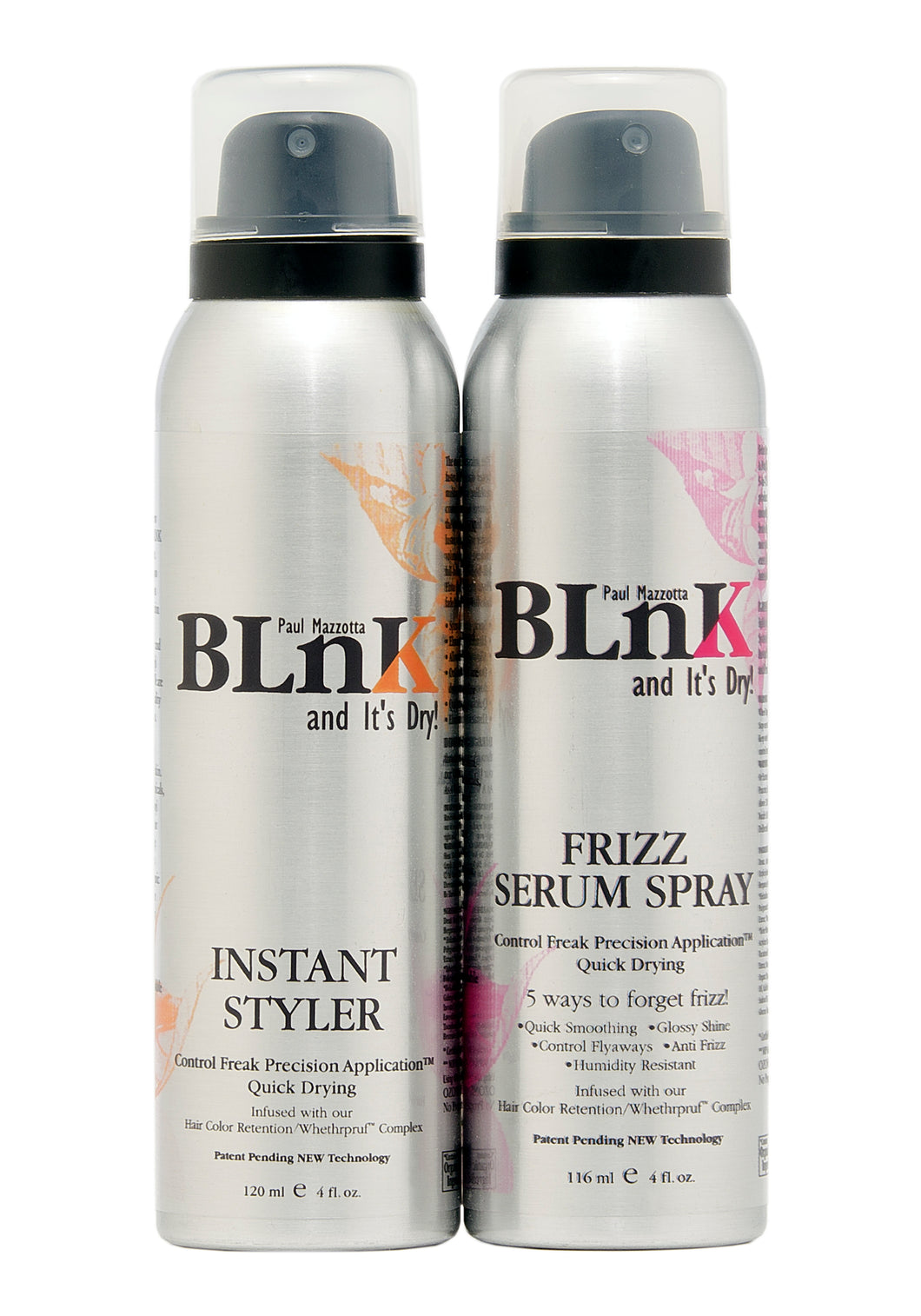 PM BLnK Duo Morning Re-Do Style Spray, 4 Fl. Oz