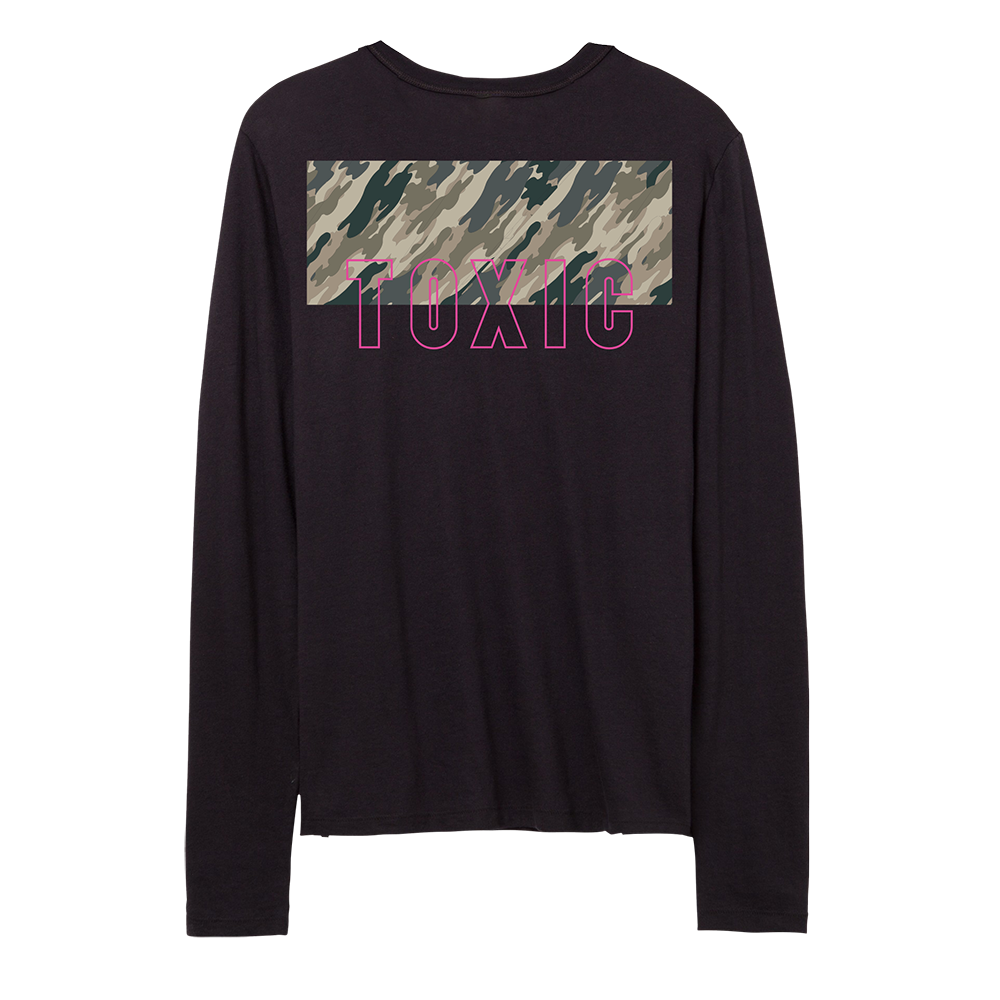 Toxic Long Sleeve Tee