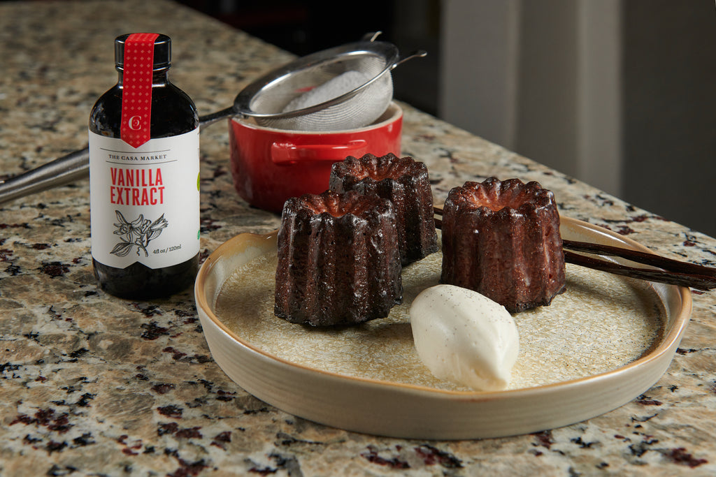 Cannelés de Bordeaux (Video Recipe)