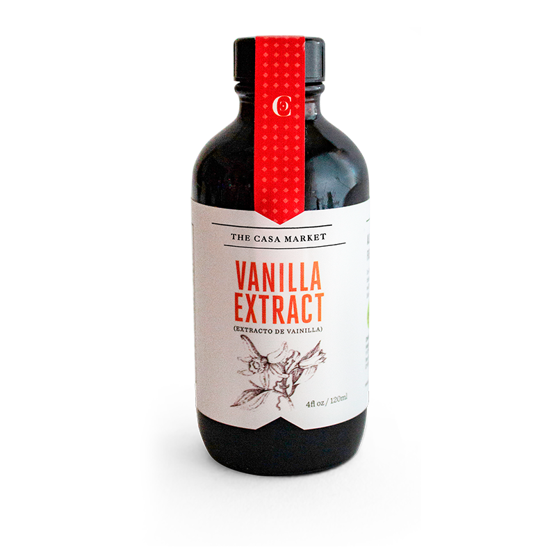 Vanilla Extract 4oz