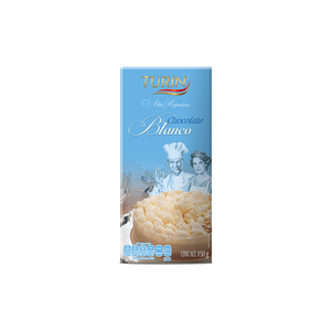 Tablilla Chocolate Blanco, 150 g