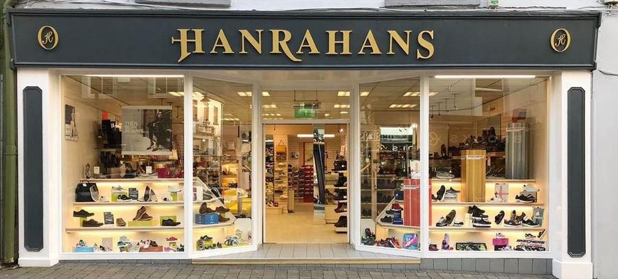 Hanrahans Shoe Shop