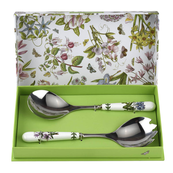 Botanic Garden Set of 2 Salad Servers