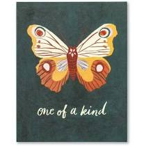 One of a kind butterfly