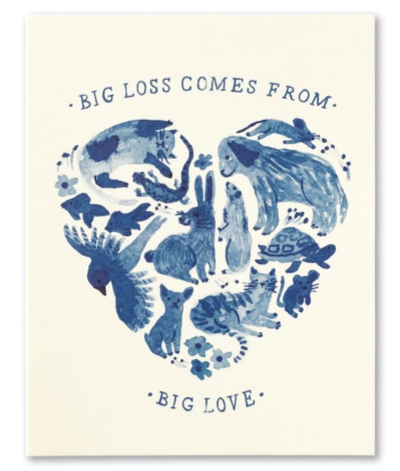 Big Loss comes from Big Love
